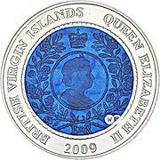 5 Dollars - Elizabeth II (Olympics, Europe) – avers