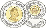 10 Dollars - Elizabeth II (90th birthday) – avers