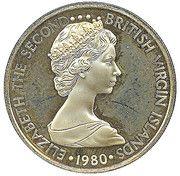 100 Dollars - Elizabeth II – avers