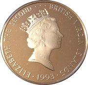 25 Dollars - Elizabeth II (Polar Bear) – revers