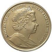 10 Dollars - Elizabeth II (Richard Cœur de Lion) – avers