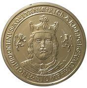 10 Dollars - Elizabeth II (Richard Cœur de Lion) – revers