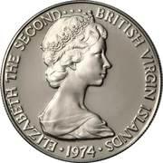 10 cents - Elizabeth II (2eme effigie) – avers