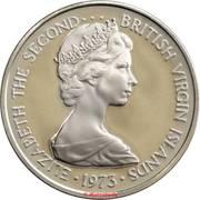5 cents - Elizabeth II (2eme effigie) – avers