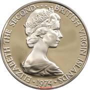 25 cents - Elizabeth II (2eme effigie) – avers