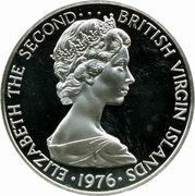 1 dollar - Elizabeth II (2eme effigie) – avers