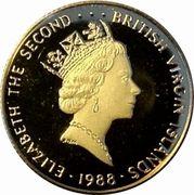 50 dollars - Elizabeth II (3eme effigie) – avers