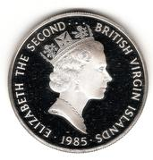 20 Dollars - Elizabeth II (3rd portrait; Bells) – avers
