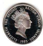 20 Dollars -Elizabeth II – avers