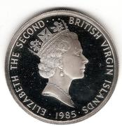 20 Dollars-Elizabeth II -  avers