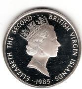 20 Dollars-Elizabeth II – avers
