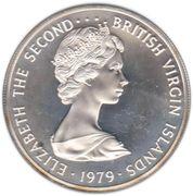 5 Dollar - Elizabeth II (2nd portrait) – avers