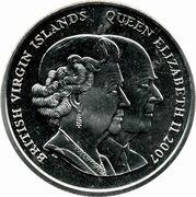 1 Dollar - Royal Wedding – avers