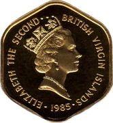 100 Dollars - Elizabeth II 3rd portrait (Ship) – avers