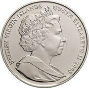 10 Dollars - Elizabeth II (Rowing) – avers