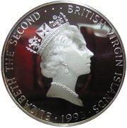 Elizabeth II série – avers