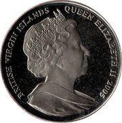 1 dollar (Wedding Charles - Camilla) – avers