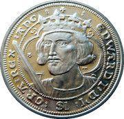 1 Dollar Elizabeth II 'King Edward I' – revers