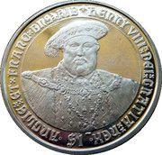 1 Dollar Elizabeth II 'King Henry VIII' – revers