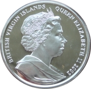 10 Dollars Elizabeth II La Reine Mère et ses petits-enfants – avers