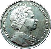 1 Dollar Elizabeth II 'King Charles I' – avers