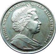 1 Dollar Elizabeth II 'King Charles II' – avers