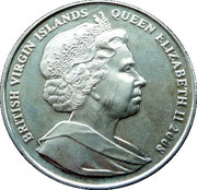 1 Dollar Elizabeth II 'King Henry IV' – avers