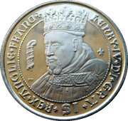 1 Dollar Elizabeth II 'King Henry IV' – revers
