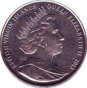 1 Dollar - Elizabeth II, Last flight of Concorde – avers