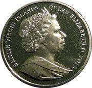 1 Dollar - Elizabeth II (John F. Kennedy) – avers