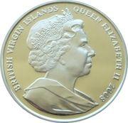 10 Dollars Elizabeth II 'King Alfred' – avers