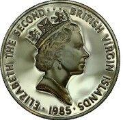 25 Cents argent – avers
