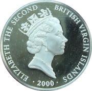 20 Dollars Elizabeth II 'Santa Maria 1492' – avers