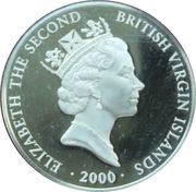 "20 Dollars Elizabeth II ""Capitaine Kidd"" – avers"