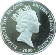 20 Dollars Elizabeth II 'Le bateau d'Oseberg' -  avers