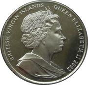 1 Dollar Elizabeth II 'Teddy Bear Centenary' – avers