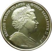 10 Dollars Elizabeth II (80th Birthday Greetings) – avers