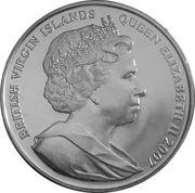1 Dollar - Elizabeth II (300th Anniversary Act of Union) – avers