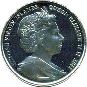 10 Dollars - Elizabeth II (Orient Express) – avers