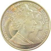 1 Dollar - Elizabeth II (Duchesse de Cambridge) – avers