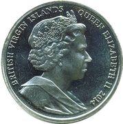1 Dollar - Elizabeth II (Centenary of Panama Canal) – avers