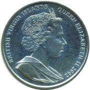 1 dollar - Elizabeth II (Francis Drake) – avers