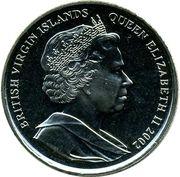 1 dollar - Elizabeth II (4eme effigie - Jubilé) – avers