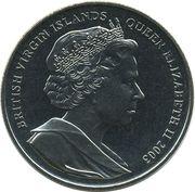 1 Dollar - Elizabeth II () -  avers