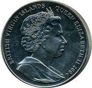 1 Dollar - Elizabeth II (D-Day) – avers