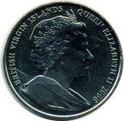 1 Dollar - Elizabeth II (Roi George V) – avers