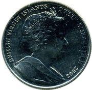 1 Dollar - Elizabeth II (King George III) – avers