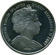 1 Dollar - Elizabeth II (Princesse Diana) – avers