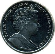 1 Dollar - Elizabeth II (Roi Henri V) – avers