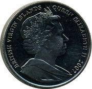 1 Dollar - Elizabeth II (Roi Henri II) – avers